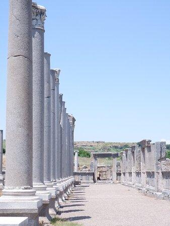 Tripadvisor - Perge Antik Kenti - תמונה של Perge Ancient City, אנטליה