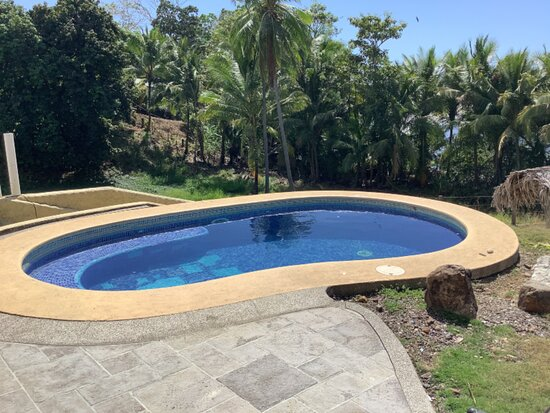 Private Pool from Villa
