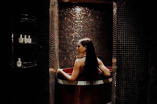 Отдых в бане