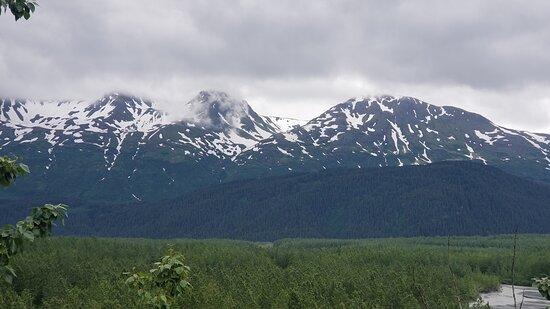 תמונה מהפארק הלאומי קינאי פיורדס