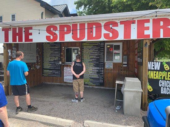 The Spudster!!