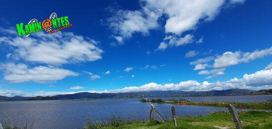 Laguna de Fúquene Cundinamarca Colombia