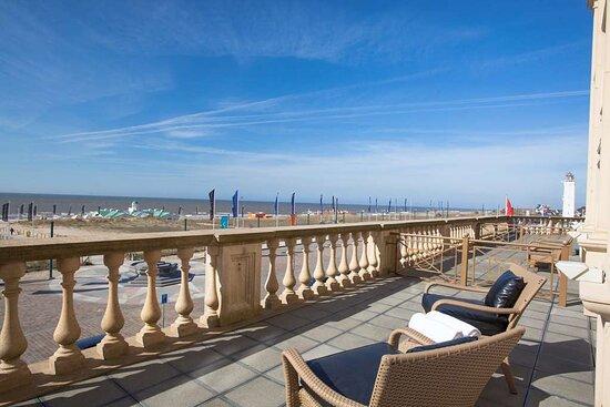 Hotel van Oranje Executive Suite Terrace