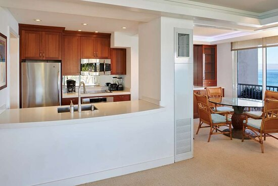 Aston at The Whaler on Kaanapali Beach 2 Bedroom 2 Bathroom Oceanfront Premium - Kitchen