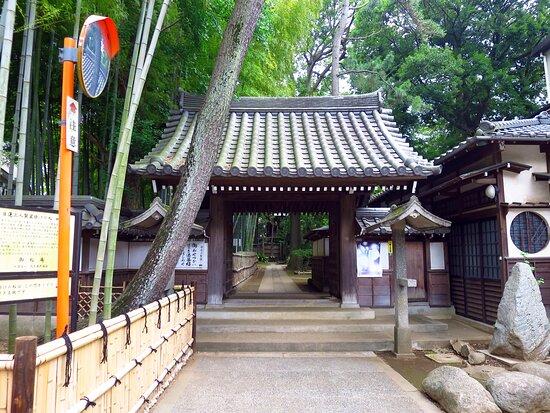 妙福寺 / Myofuku-ji temple