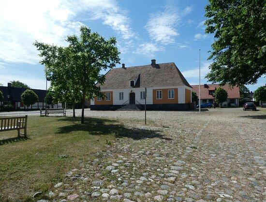 Skanör Gamla Rådhus Anno 1777