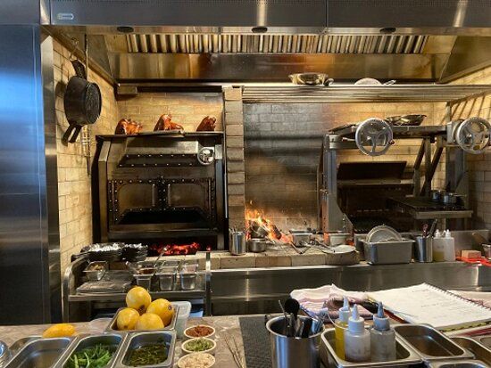 The Open Grill At ARU Restaurant