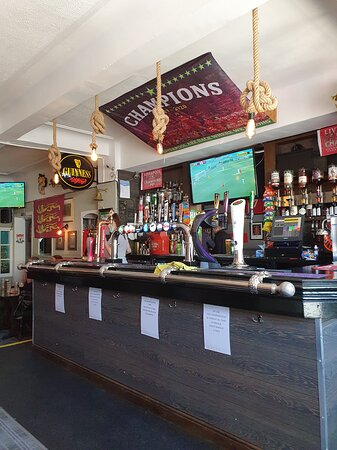 The Ship Pub in Victoria Quarter