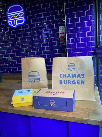 Burger Chamas Burger Arras