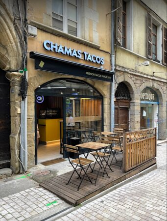 Chamas Tacos Vienne