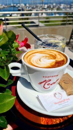 Best coffee Supreme Red Bar 2000