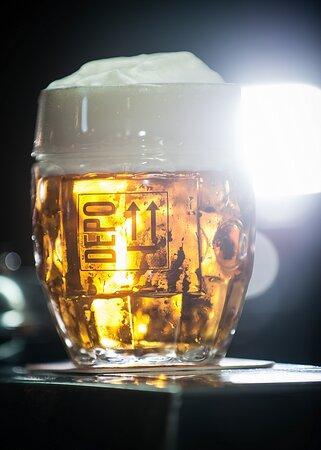 Nejlepší pivo široko daleko - Tanková Plzeň Best beer in location - Pilsner of tanks.