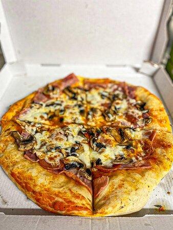 As nossas pizzas 🍕
