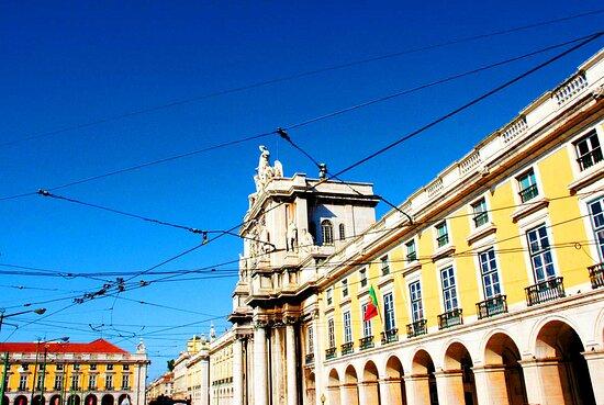 Lisbon, Portugal: Praça do Comércio