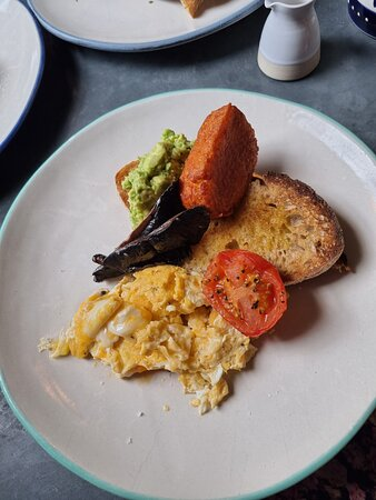 Vege breakfast