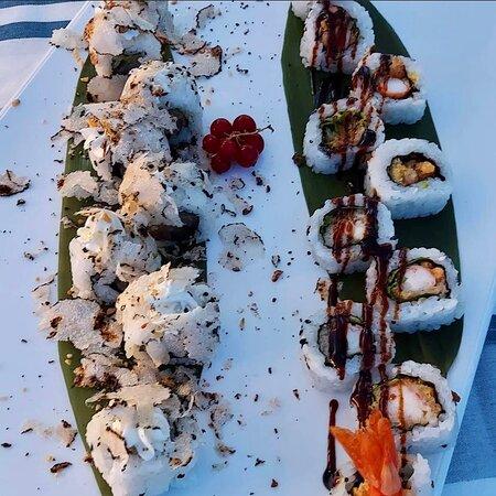 Sushi direttamente dal Fishbar