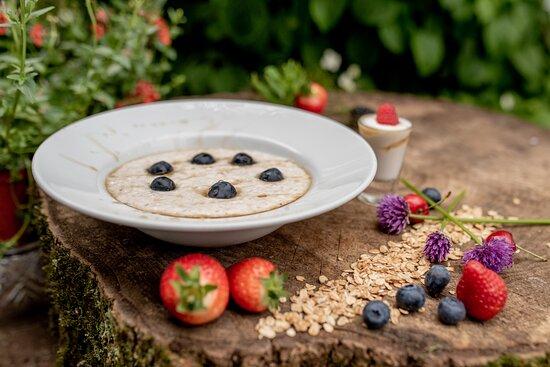 Granny's Radford Porridge