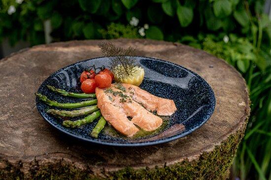Breakfast Salmon