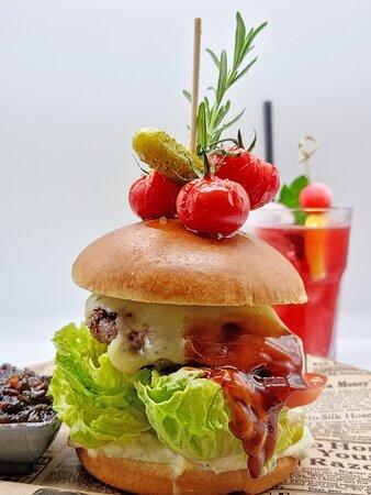 Das BODMI Burger