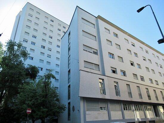 Casa-albergo di Via Corridoni