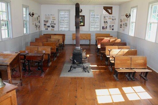Southold, NY: Bay View Schoolhouse