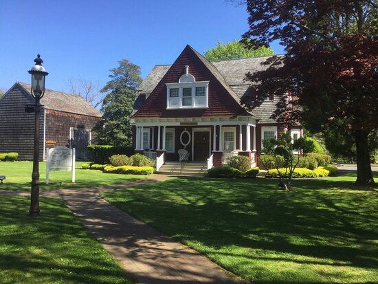 Ann Currie Bell house at Southold Historical Museum