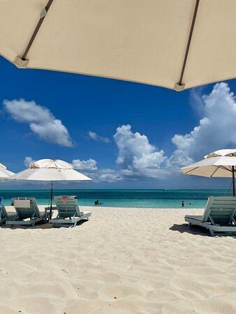 Photos from our honeymoon at beach house in Turks and caicos
