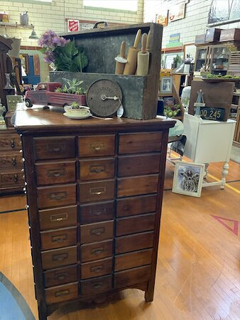 Off the Hinge Antiques