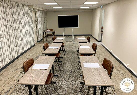 Salle de séminaire - Hôtel Le Bois d'Imbert - Rocamadour