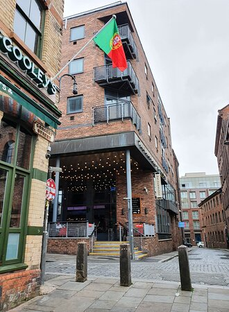 The Lime Kiln Pub in Ropewalks District