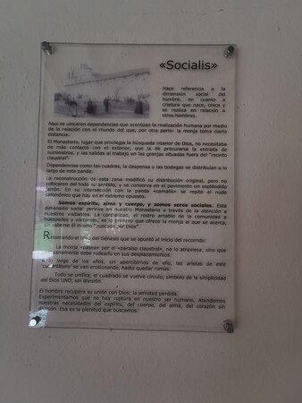 Cartel Informativo.