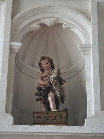 Imagen de San Juan Bautista.