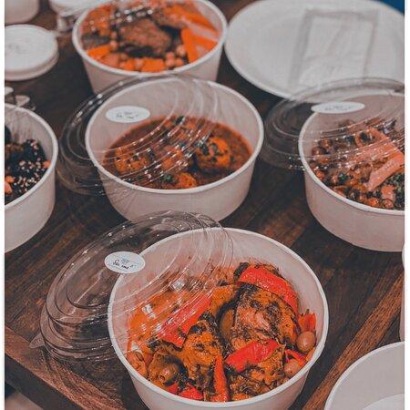 Emporter  🍴🧂#darima2021 @darima_marrakech #kosherfood #כשר #כשרמרוקו #כשרמרקש #cachermarrakech2021