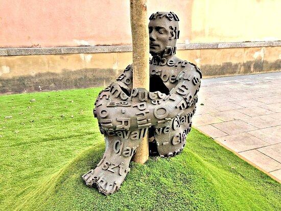 Barcelona, Spanien: Street Art 9