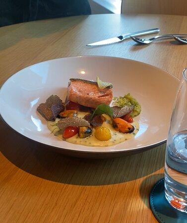 Troll-Caught King Salmon. Super delicious!