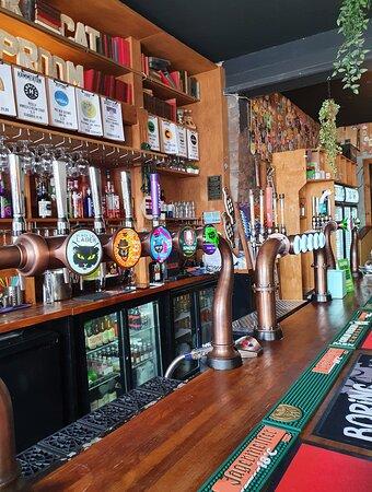 Black Cat Bar along Smithdown Road