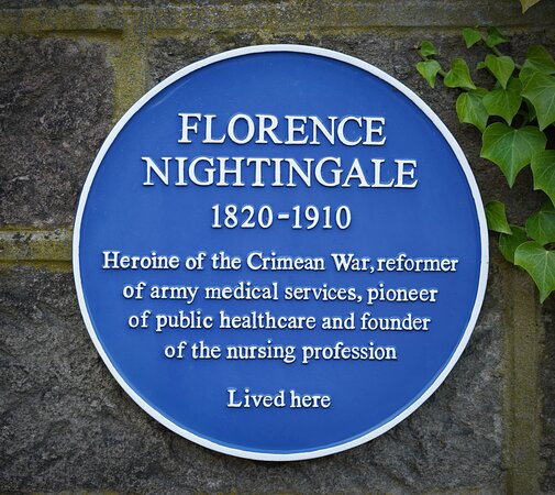 A Fabulous Forty-Eight Hours At Florence Nightingale's Pad...