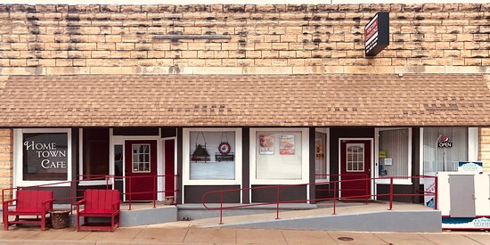 Red's Cafe and Hometown Convenience store