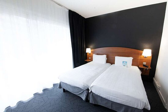 Superior room with deux beds