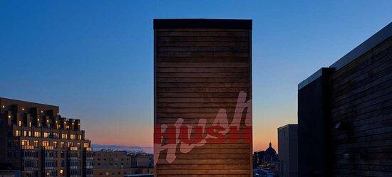 Hush Rooftop Bar