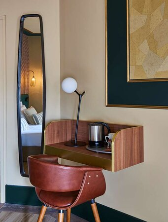 Hotel Konti By HappyCulture Bordeaux Chambre Double deluxe