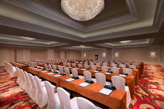 Function Room - Classroom Meeting