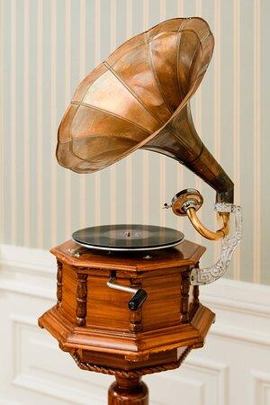 Paderewski Suite Record Player