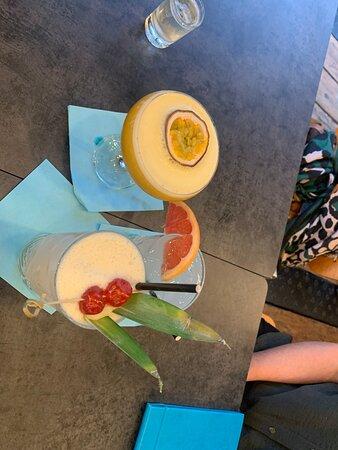 Superb cocktails!