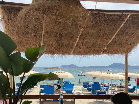 Pranzo al Ami Beach Restaurant