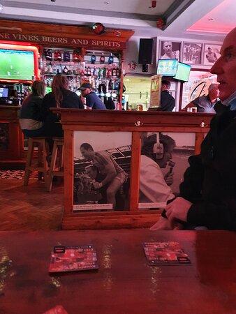 Lanigans Irish Pub in Liverpool Buisness District.