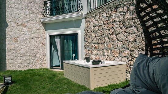 Giriş - Entry - Picture of Gumus Peninsula Hotel, Kas - Tripadvisor