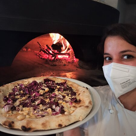 la nostra Cornuta (la pizza!!)