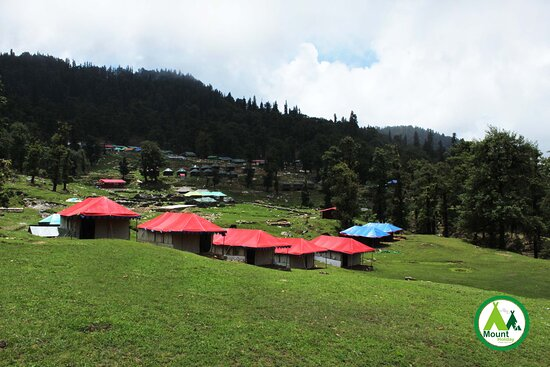 360 view Mount Holiday Camp & Resort Chopta ultimate Experience of Camping in Chopta