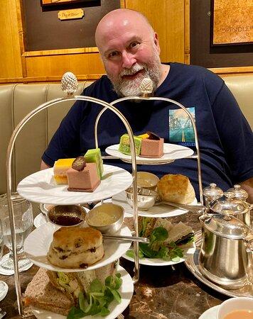 Gooey rascal sundae - 哈羅蓋特Bettys Cafe Tea Rooms - Harrogate的圖片 - Tripadvisor